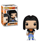 Dragonball Z Figurine POP! Animation Vinyl Android 17 9 cm