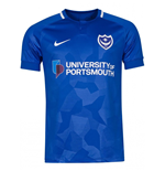 Maillot de football Portsmouth Football Club Home 2018-2019