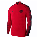 T-shirt Manches Longues Paris Saint-Germain 2018-2019 (Rouge)