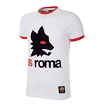 T-shirt Rétro AS Rome Logo