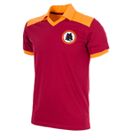 Maillot de Football Rétro AS Rome 1980