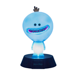 Rick & Morty veilleuse 3D Icon Mr Meeseeks 10 cm