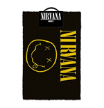 Nirvana paillasson Smiley 40 x 60 cm