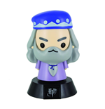 Harry Potter veilleuse 3D Icon Dumbledore 10 cm