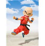 Dragonball figurine S.H. Figuarts Krillin (The Early Years) 10 cm
