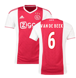 Maillot de football Ajax Home 2018-2019
