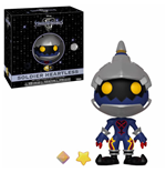 Kingdom Hearts 3 Figurine Vinyl 5 Star Soldier Heartless 8 cm