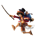 One Piece figurine Monkey D. Luffy SP Design Ver. 11 cm