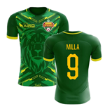 Maillot de football Cameroun Home 2018-2019