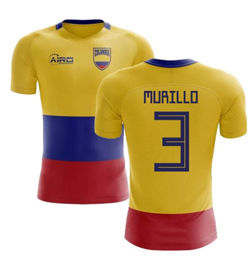 Maillot de football Colombie 2018-2019