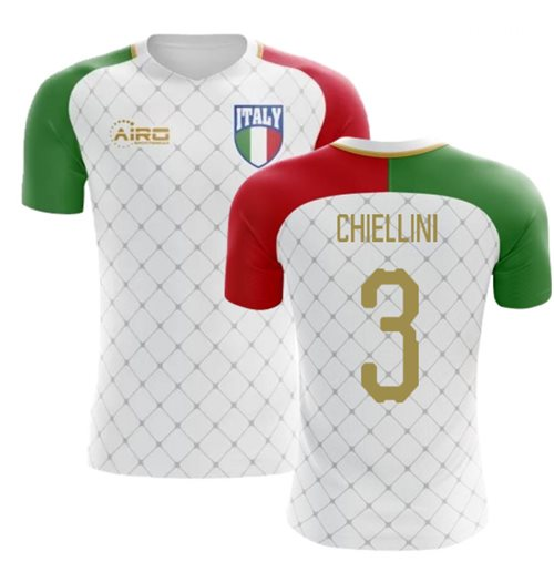 Maillot de football Italie Away 2018-2019