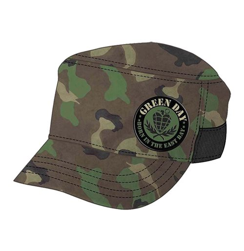 Chapeau Green Day 336615