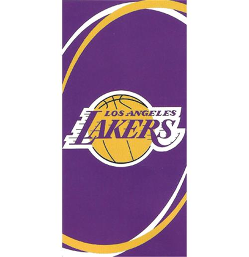 Achetez Serviette de plage NBA Basketball LOS ANGELES LA LAKERS
