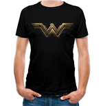 T-shirt Wonder Woman Movie - Design: Logo