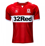 Maillot de football MiddlesbroughFootball Club Home 2018-2019