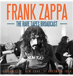 Vinyle Frank Zappa - The Rare Tapes Broadcast (2 Lp)