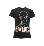 T-shirt Lupin - 3° Wanted