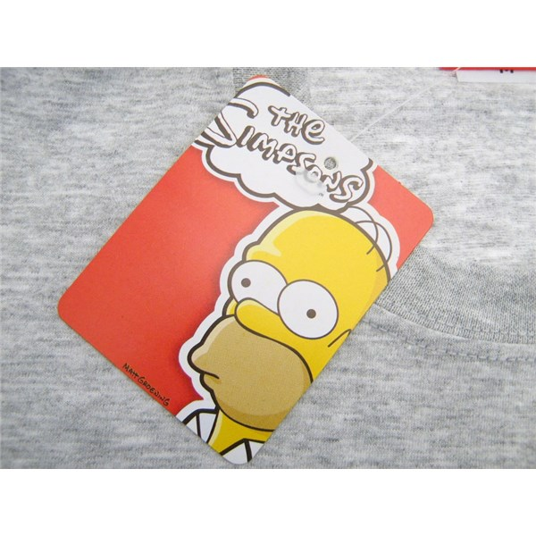 T-shirt Les Simpson: Homer & Bart