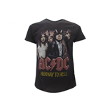 T-shirt AC/DC - Highway to Hell