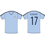 Maillot Manchester City FC 339323