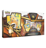 Pokemon Sun and Moon 3.5 Shining Legends Raichu-GX Box *ALLEMAND*