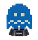 Pac-Man veilleuse 3D Icon Turn To Blue Ghost 10 cm