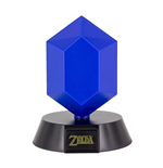 The Legend of Zelda veilleuse 3D Icon Blue Rupee 10 cm