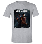 T-shirt Uncharted 340196