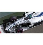 WILLIAMS MARTINI RACING MERCEDES FW40 FELIPE MASSA ABU DHABI GP 2017