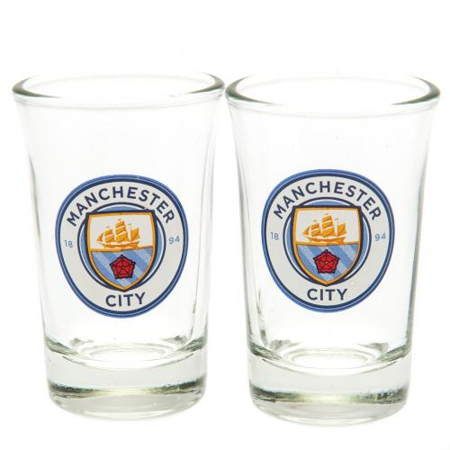 Verre Manchester City FC 340458