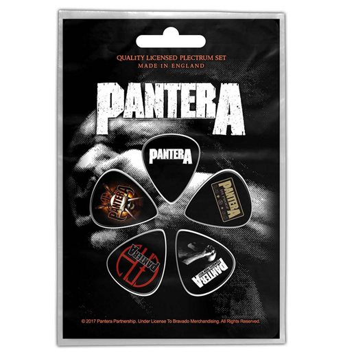 Médiator Pantera  - Design: Vulgar Display of Power