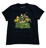 T-shirt Tortues ninja 341323