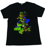 T-shirt Tortues ninja 341324