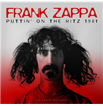 Vinyle Frank Zappa - Best Of Puttin' On The Ritz 1981 Live