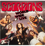 Vinyle Scorpions - World Wide Live (2 Lp)