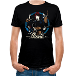 T-shirt David Bowie - Design: Collage