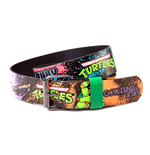 Ceinture Tortues Ninja (Teenage Mutant Ninja TURTLES): Graffiti Printed Belt