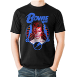 T-shirt David Bowie - Design: Kamon Circle