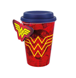 Wonder Woman mug de voyage Red Wonder Woman