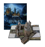 Harry Potter livre animé 3D A Pop-Up Guide to Hogwarts *ANGLAIS*
