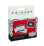 Friends jeu de cartes Trivia Quiz *ANGLAIS*