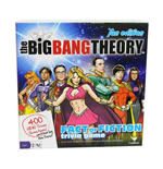 The Big Bang Theory jeu de plateau Trivia Fact or Fiction Fan Edition *ANGLAIS*