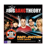 The Big Bang Theory jeu de plateau Trivia Fact or Fiction *ANGLAIS*