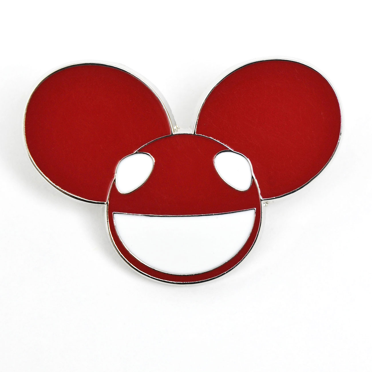 Broche DEADMAU5 Head. Produit official Emi Music