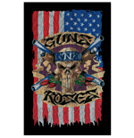 Poster Guns N'Roses - Design: Flag