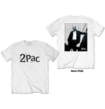 T-shirt Tupac  unisexe: Changes Back Repeat