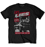 T-shirt Guns N'Roses unisexe: Move to the City