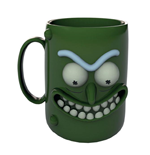 Rick et Morty mug 3D Pickle Rick
