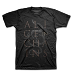 T-shirt Alice in Chains  343660