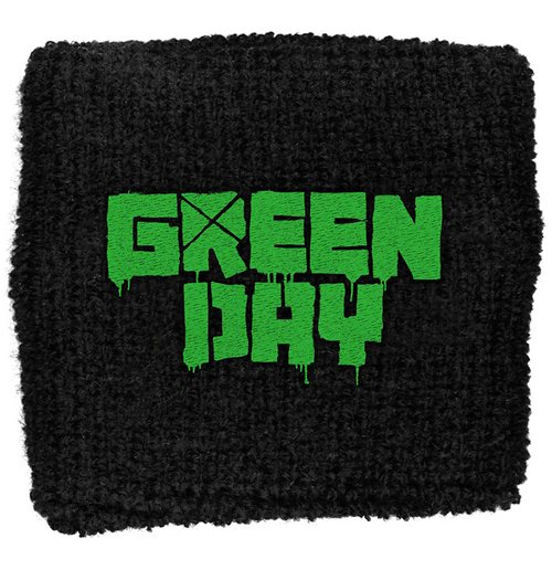 Serre-poignet Green Day - Design: Logo
